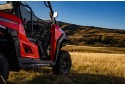Ekspedicija Rumunijoje Linhai T-Boss 550 EPS